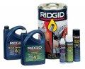 Смазочно-охлаждающая жидкость и резьбонарезное масло Ridgid