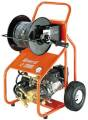 Гидродинамическая машина с бензоприводом М-2900