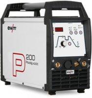 Сварочный инверторный аппарат EWM PICOTIG 200 AC/DC - исключительно простое управление и высокая функциональность.