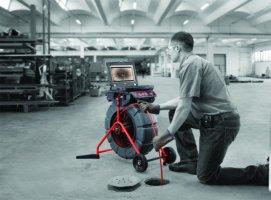 Обновилось семейство телеинспекционных систем Ridgid SeeSnake для трубопроводов.