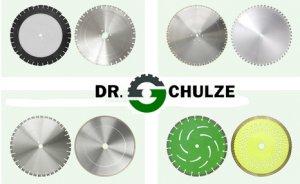 Большая распродажа алмазных дисков Dr.Schulze - скидки от 50%
