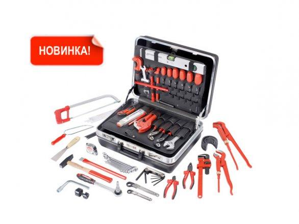 В каталоге появились замечательные наборы сантехнического инструмента Rothenberger