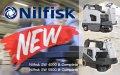 Новые подметальные машины серии SW 4000/5500 от датской компании Nilfisk.