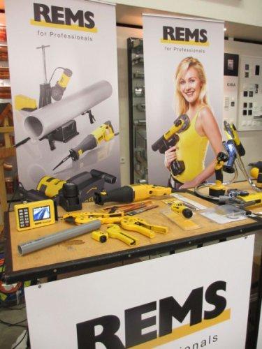 Специальное предложение на немецкий инструмент REMS (до окончания товара на складе)