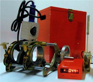 Компактный стыковой сварочный аппарат Weldas-110